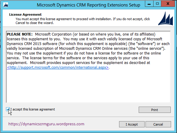 Windows Server 2012 - CRM15
