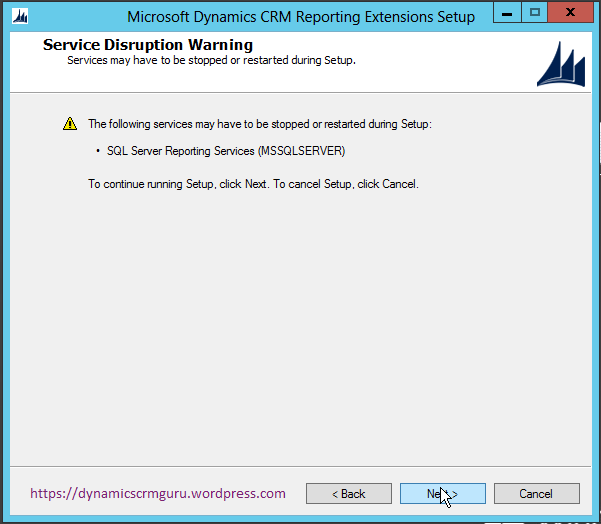 Windows Server 2012 - CRM21