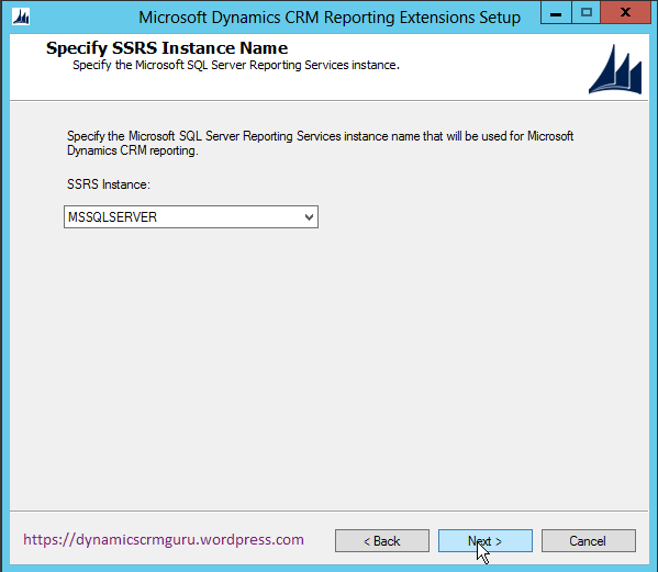 Windows Server 2012 - CRM17