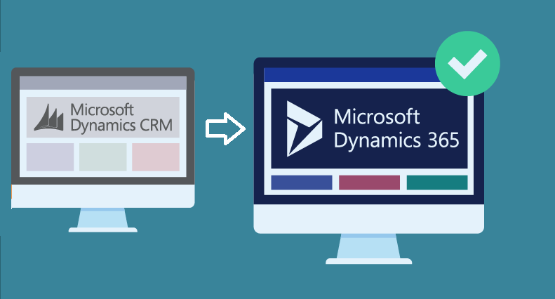 Upgrading from Dynamics CRM 2016 On-Premise to Dynamics 365