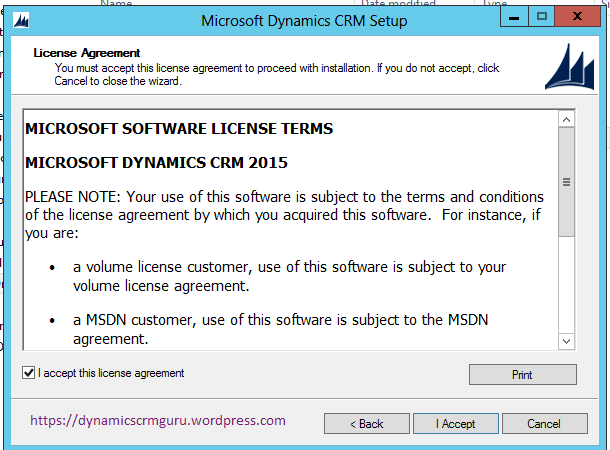 Windows Server 2012 - CRM2