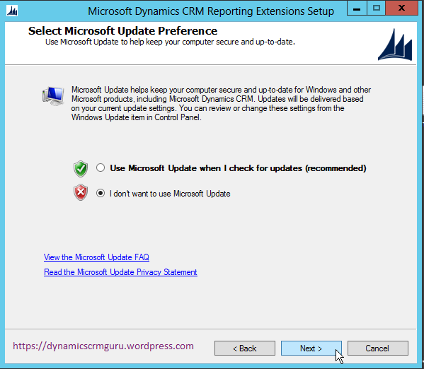 Windows Server 2012 - CRM18