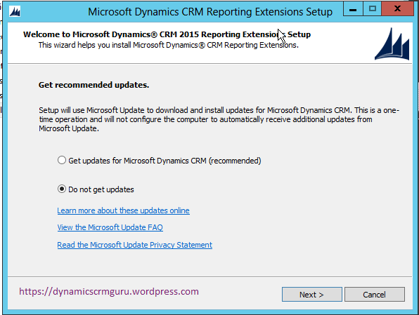 Windows Server 2012 - CRM14