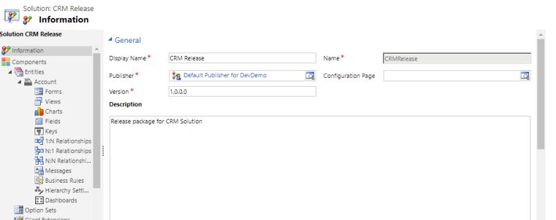 Clone Solution vs Clone Patch in Dynamics 365 – Release